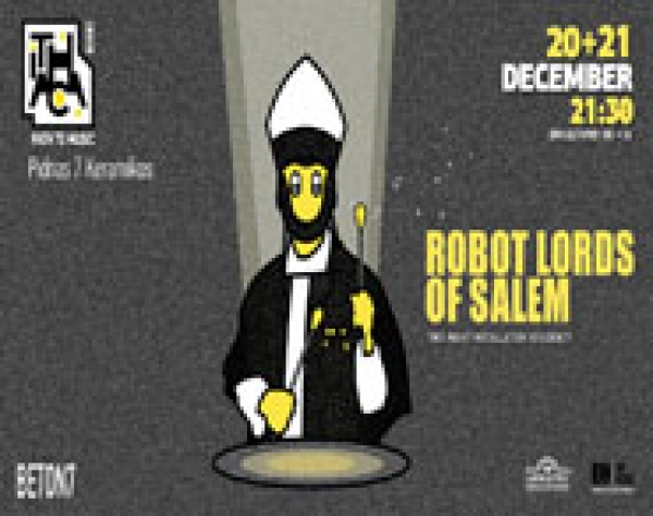 ROBOT LORDS OF SALEM