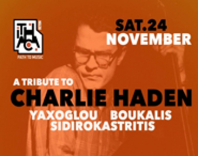 A tribute to Charlie Haden